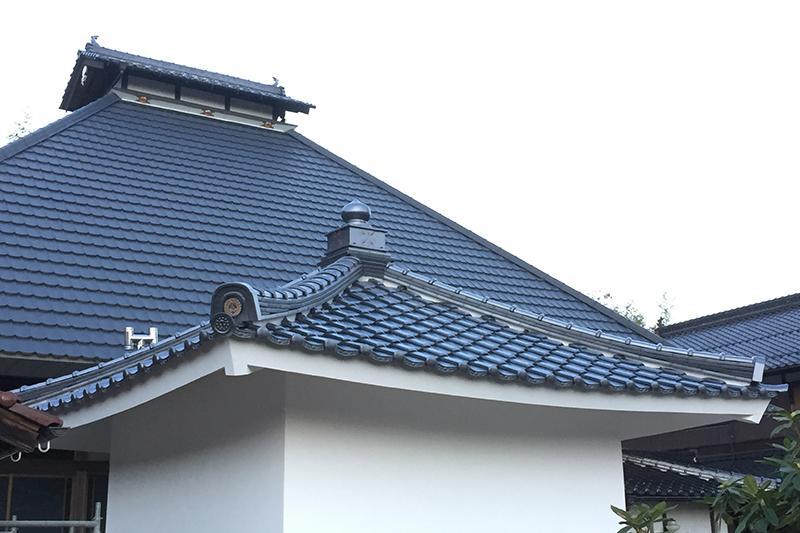 お寺・神社の屋根工事